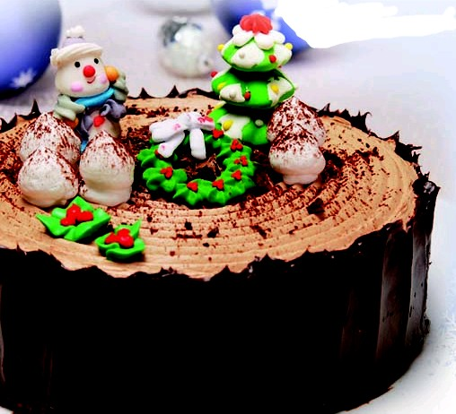 Holland Bakery Chocolate Truffle Christmas Edition